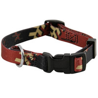 Houston Astros Dog Collar - Large