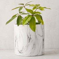 """10"""" Marble Planter   Urban Outfitters"""