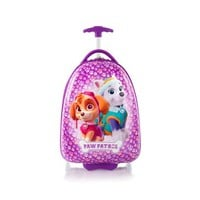 Heys Paw Patrol Designer Luggage Case [Sky and Everest - Purple] | KimmyShop.com