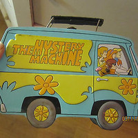 SCOOBY DOO MYSTERY MACHINE LUNCH PAL