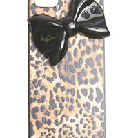 Leopard Bow iPhone 5 Case