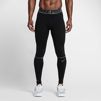 The Nike Pro Hyperwarm Men's Training Tights.
