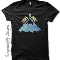 Kids Camping Shirt - Take a Hike Outfit / Toddler Camping Clothes / Boys Mountain Tshirt / Cute Kids Clothes / Watercolor Style Clothing