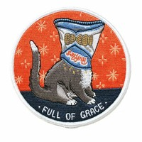 Full Of Grace Patch