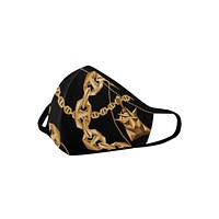 Gold Chains Mouth Mask
