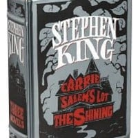 Stephen King: Three Novels (Barnes & Noble Leatherbound Classics Series), Barnes & Noble Leatherbound Classics Series, Stephen King, (9780307292056). Hardcover - Barnes & Noble