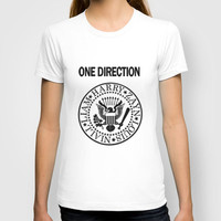 One Direction Infection T-shirt by Taylor St. Claire   Society6