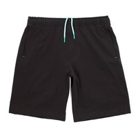 Everyday Short in Charcoal