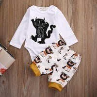 Baby Wild Things 2 Piece Set