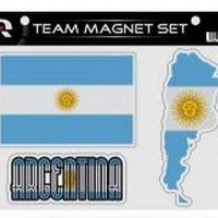 FIFA Argentina Multi Magnet Sheet Auto Home World Cup Soccer COPA Football