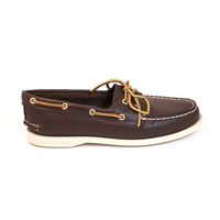 Sperry Top-Sider A/O 2-Eye Brown Leather