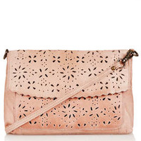 Daisy Perforated Crossbody Bag - New In This Week  - New In