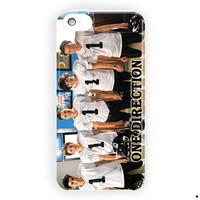 One Direction Footboll 1D Poster For iPhone 5 / 5S / 5C Case
