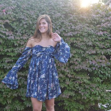 In Full Bloom Party Dress