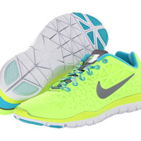 Nike Free TR Fit 3 All Conditions Volt/Gamma Blue/Teal Tint/Reflect Silver - Zappos.com Free Shipping BOTH Ways