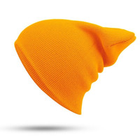 Solid Color Beanie Hats
