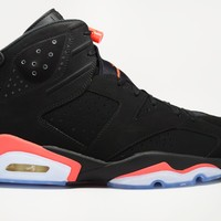 Air Jordan 6 Retro Black Infrared 23