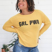 Girl Power Sweater