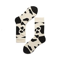 Cow Print Socks