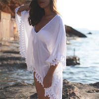 Cover-up Beach Wear