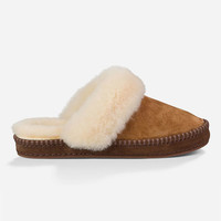 Ugg Aira Womens Slippers Chestnut  In Sizes