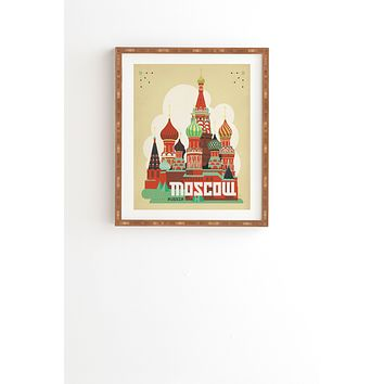 Anderson Design Group Moscow Framed Wall Art