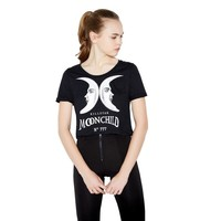 Moonchild Crop Tee