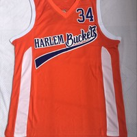 Uncle Drew #34 O'NEAL Movie Basketball Jersey