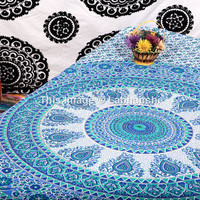 Hippie Tapestries Wall Hanging , Indian Mandala Tapestry  Bedspread , Dorm Tapestry , Vintage Decorative Wall Hanging , tapestries for dorms