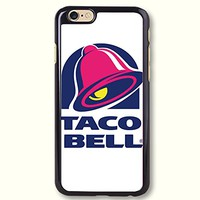 Pink Peri™ Taco Bell Black Plastic Case For iPhone 4 case iPhone 4s case