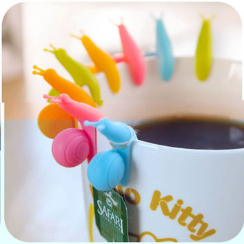 6PCS Tea Bag Holder