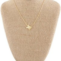 Ladies State of Texas Necklace | University Co-op