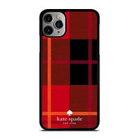 KATE SPADE NEW YORK RED iPhone Case