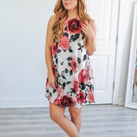This Floral Feeling Dress