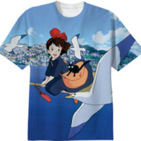 kiki's delivery service created by sailorangelic | Print All Over Me