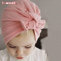 Spring autumn Cotton Baby Hat For Girls Boys born Bohemia Style Baby Hat Accessories