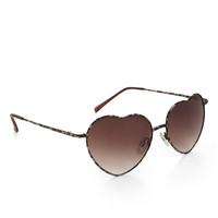JONAH HEART SUNGLASSES