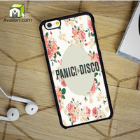 Panic At The Disco Flowers iPhone 6 Case by Avallen