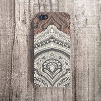 Vintage Bali Pattern iPhone 5 case, Protective iPhone 4 Case, Tribal iPhone 4 case, Bali iPhone 4S case, Bali iPhone Case, Indian, Paisley