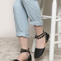 MANDY STUDDED SANDAL