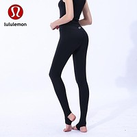 Lululemon Devi Fashion Yoga Sport Stretch Pants Trousers