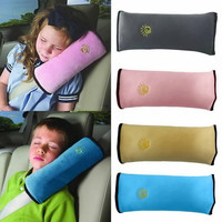 poland newest 1Pcs Baby Car Auto Safety Seat Belt Harness Shoulder Pad Cover Children Protection Covers Cushion Support Pillow