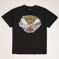 Green Day Dookie Band Tee
