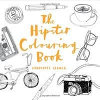 The Hipster Coloring Book Paperback – October 6, 2015