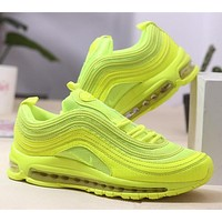 Nike Air Max 97 Full palm air cushion Gym shoes