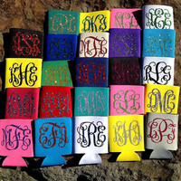 Design your Own Monogrammed  Double Sided by Pressed2Impress