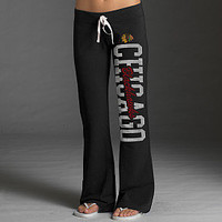 '47 Brand Chicago Blackhawks Women's Pep Rally Pants