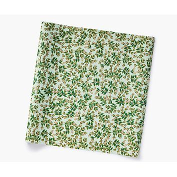 Mistletoe Mint Continuous Wrapping Roll