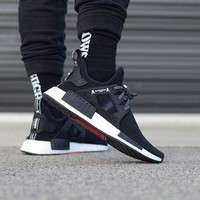 2017 The Mastermind Japan X Adidas NMD XR1 Black BA9726 Sport Running Shoes Classic Casual Shoes Sneakers