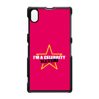 Celebrity Hater Hard Plastic Case for Sony Xperia Z1 by Chargrilled